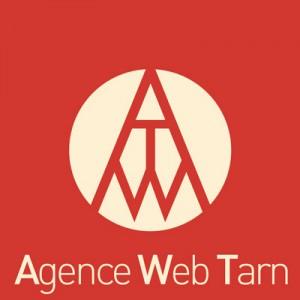 Insigne et logo de Agence Web Tarn Logo