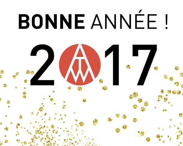 Bonne Année 2017 de l'Agence Web Tarn