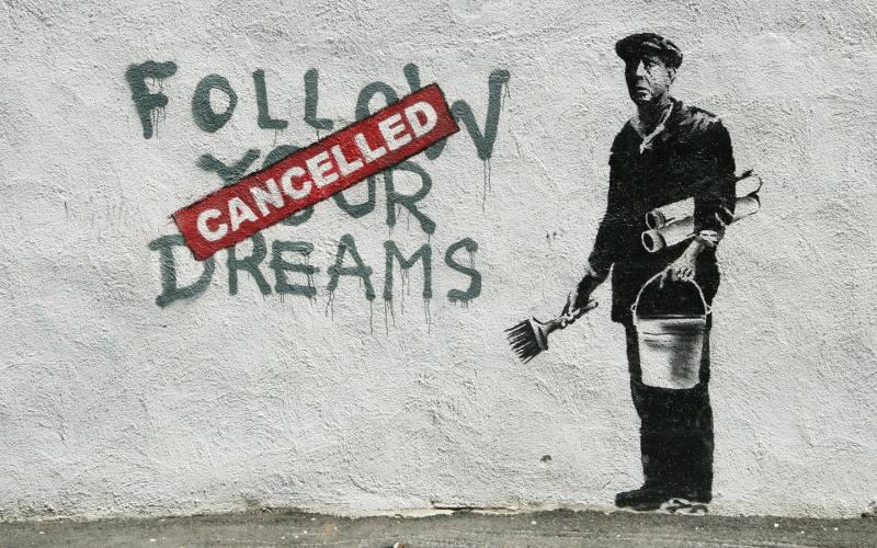 Bansky le graffeur mystère