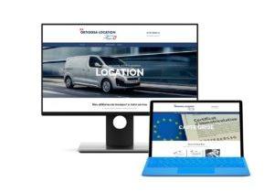 Site web de location de véhicule et carte grise à Albi dans le Tarn